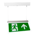 4W LED Emergency Lighting Hanging Sign