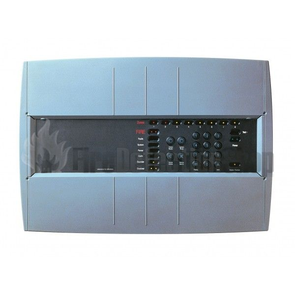 Gent Xenex 13270 02lb 2 Zone Conventional Fire Alarm Panel