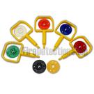 Chubb Pins & Ok Indicators