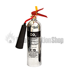 Chrome Co2 Fire Extinguishers