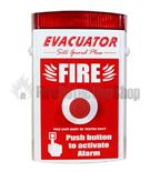 Evacuator Site Guard Alarms