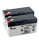Yucel Battery Twin Packs