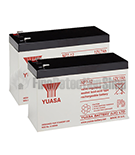 Yuasa Battery Twin Packs
