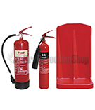 Construction Extinguisher And Stand Packs