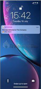 FireSmart Remote Monitoring App