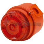 E2S IS-MB1 Intrinsically Safe Minialite Wall Mounted Beacon - Red