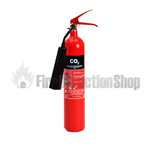Power X 2Kg CO2 Fire Extinguisher