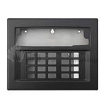 Pyronix LCD-CASING/BLACK Euro LCD Black Keypad Casing