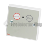 C-Tec NC804DE Emergency Only Call Point, Button Reset