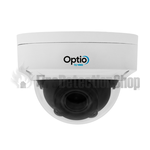 Vista Optio 4MP IP Vandal Dome Camera 2.8-12mm Varifocal Lens