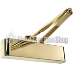 Rutland TS.5204 Contract Door Closer - Electro Brass