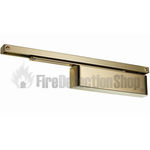 Rutland TS.11205 - EN2-5 Electromagnetic Slide Arm Closer - Polished Brass