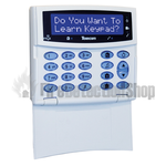 Texecom DBD-0168 Premier LCDLP Large Screen Remote Keypad w/ Proximity Reader