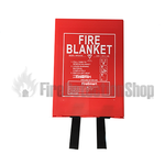 1.8m x 1.2m Hard Case Fire Blanket