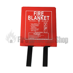 1.2m x 1.2m Hard Case Fire Blanket