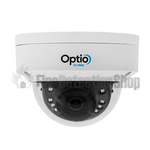 Vista Optio 4MP IP Vandal Dome Camera 2.8mm Fixed Lens