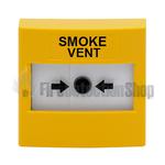 STi Orange Smoke Vent Release Call Point