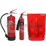 Fire Extinguisher Pack 2