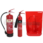 Fire Extinguisher Pack 11