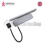 Arrow BM3SE-SF Electronic Slide Arm Closer - Swing Free