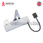 Arrow 613 Electromagnetic Hold Open Power Size 3 Door Closer