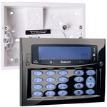 Texecom DBD-0125 Premier Elite Gunmetal Flush Mounted Keypad
