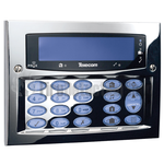 Texecom DBD-0127 Premier Elite Polished Chrome Surface Mounted Keypad