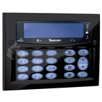 Texecom DBD-0130 Premier Elite Diamond Black Surface Mounted Keypad