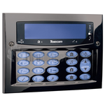 Texecom DBD-0131 Premier Elite Gunmetal Surface Mounted Keypad