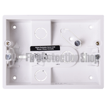 Texecom DBE-0002 Premier Elite Flush Mount Back Box
