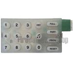 Texecom DCA-0015 Veritas Remote Key Pad Replacement Button Kit