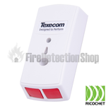 Texecom GBG-0001 Premier Elite PA DP-W Wireless Double Push Panic Button