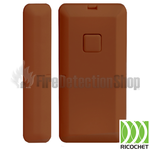 Texecom GHA-0003 Premier Elite Brown Wireless Micro Contact
