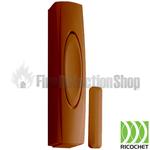 Texecom GJA-0002 SC-W Impaq Brown Wireless Shock & Contact