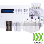 Texecom KIT-0003 64 Zone Self-Contained Wireless Kit with Sounder