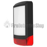 Texecom WDA-0005 Odyssey X1 Cover Black/Red