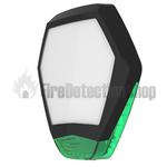 Texecom WDB-0006 Odyssey X3 Cover Black/Green