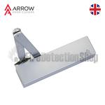 Arrow 325 Universal Door Closer - Silver