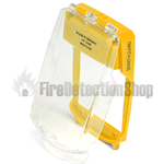 Vimpex SG-F-Y Smart+Guard Flush Mount Call Point Cover (Yellow)