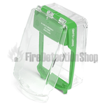 Vimpex SG-S-G Smart+Guard Surface Mount Call Point Protective Cover (Green)
