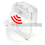 Vimpex SG-SS-W Smart+Guard Surface Mount Call Point Protective Cover w/ Sounder (White)