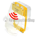 Vimpex SG-SS-Y Smart+Guard Surface Mount Call Point Protective Cover w/ Sounder (Yellow)