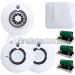 FireAngel Battery Powered Wireless Link Multi Pack (App enabled)