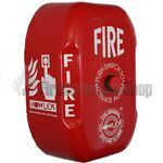 Howler HO1 Push Button Stand Alone Fire Alarm