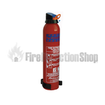 600g BC Dry Powder Car Fire Extinguisher