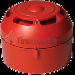 Evolution Addressable Red High output Sounder IP65