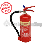 FirePower 3 Litre Foam Fire Extinguisher