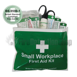 Small Workplace First Aid Kit - BS8599-1:2011