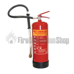Power X 6Ltr Wet Chemical Fire Extinguisher