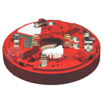 Hochiki ESP Addressable Wall Sounder Base w Isolator - Red